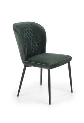 Krzesło K399 Zielony