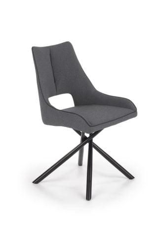 Krzesło K409 Szary