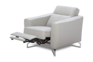 Bogart Design Fotel z elektryczną funkcją relaks Maybe Skóra - Darmowa Dostawa