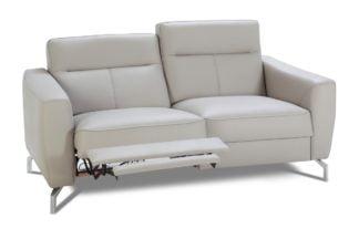 Bogart Design Sofa dwuosobowa z elektryczną funkcją relaks Maybe Tkanina - Darmowa Dostawa
