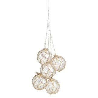 Cotton Balls Markslojd KLOT styl skandynawski plastik świecące kule 703789