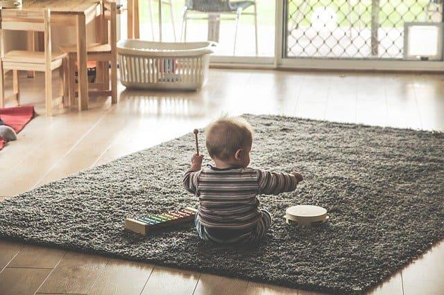 Dywany i dywaniki do pokoju dziecięcego