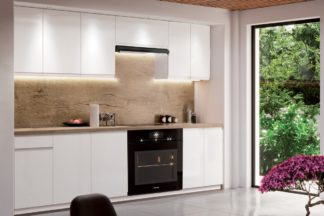 Gała Meble Kuchnia Aspen Biały Połysk Zestaw mebli kuchennych 2