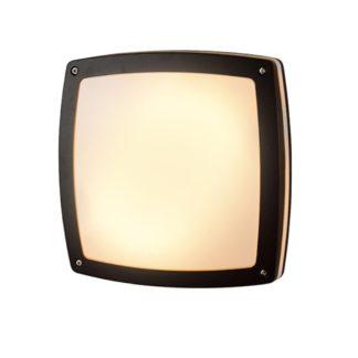 Lampa zewnętrzna ścienna Led Fano S Azzardo aluminium ciemnoszary AZ2186