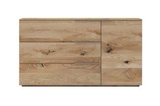 Wersal Komoda drewniana do sypialni Lovato - Darmowa Dostawa