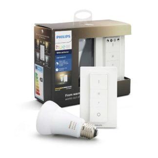 Zestaw oświetlenia inteligentnego LED HUE E27 Philips styl