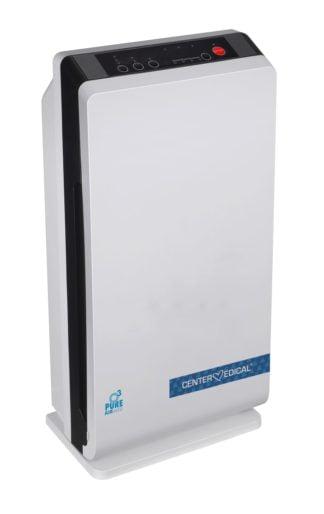 O3 Pure AirMed – urządzenie 3w1 ozonator i oczyszczacz powietrza