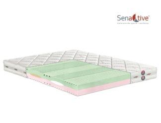 Materac CAPPUCCINO - Senactive - 180x200